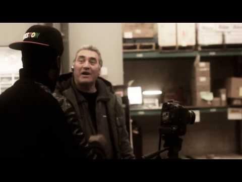Vlog 1: Behind the Scenes of Canada's Largest Lighting Manufacturer Filming- Mookey & Dre Barrett
