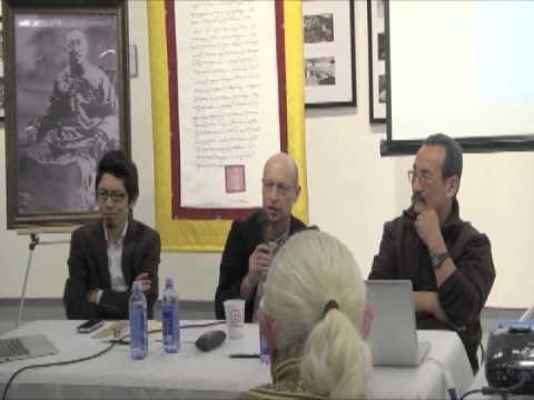 Independent Tibet 1913-1950 - Q&A with Jamyang Norbu & Elliot Sperling