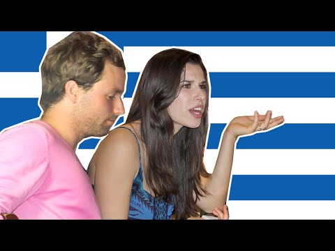 You Know You Are Dating A GREEK Woman When...