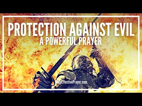 Prayer For Protection Against Evil | God Will Protect You