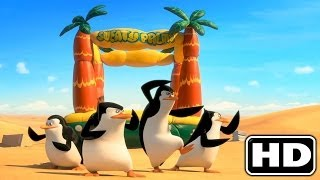 PENGUINS OF MADAGASCAR Movie Trailer (2014)