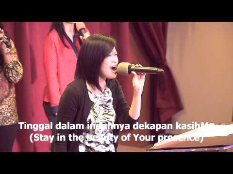 Pribadi Yang Mengenal Hatiku, worship led by Gretchen Lee-Trisna