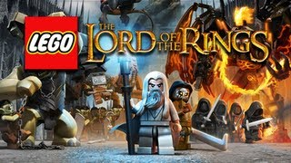 LEGO The Lord of the Rings Demo Walkthrough PS3 PC Xbox Let