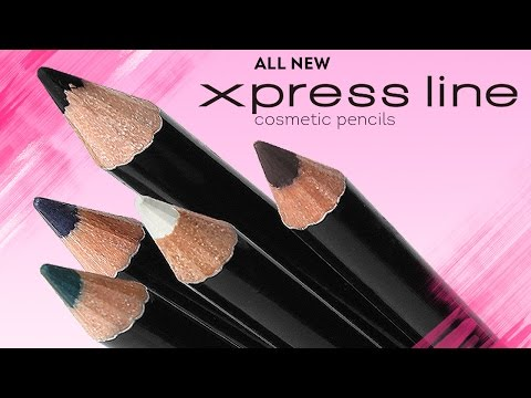 Coastal Scents Xpress Line Cosmetic Pencils