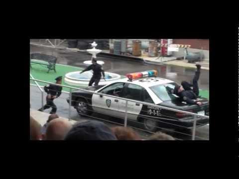 Paul Davis: Stunt Performer.