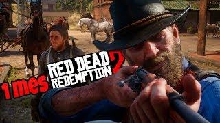 1 MES EN RED DEAD REDEMPTION 2 (Spoilers)