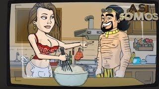 Repeat youtube video Así Somos: Salfate presenta lo más polémico de la animación para adultos