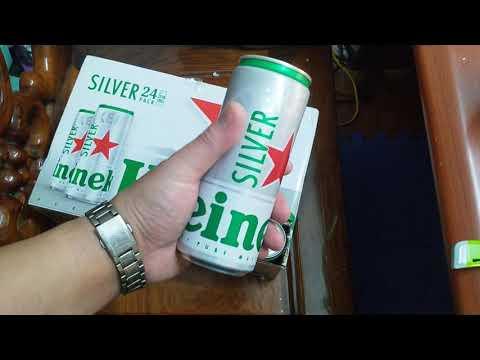 Shopee - Thùng bia Heineken Silver 24 lon cao 330ml (Shop: Heineken_official_store)
