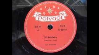 """Lili Marleen""   Lale Andersen 1954"