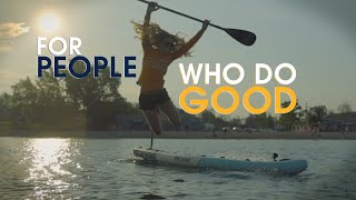 Uplifter Video | For People Who Do Good