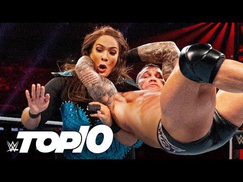 Shocking Royal Rumble Match eliminations: WWE Top 10, Jan. 6, 2021