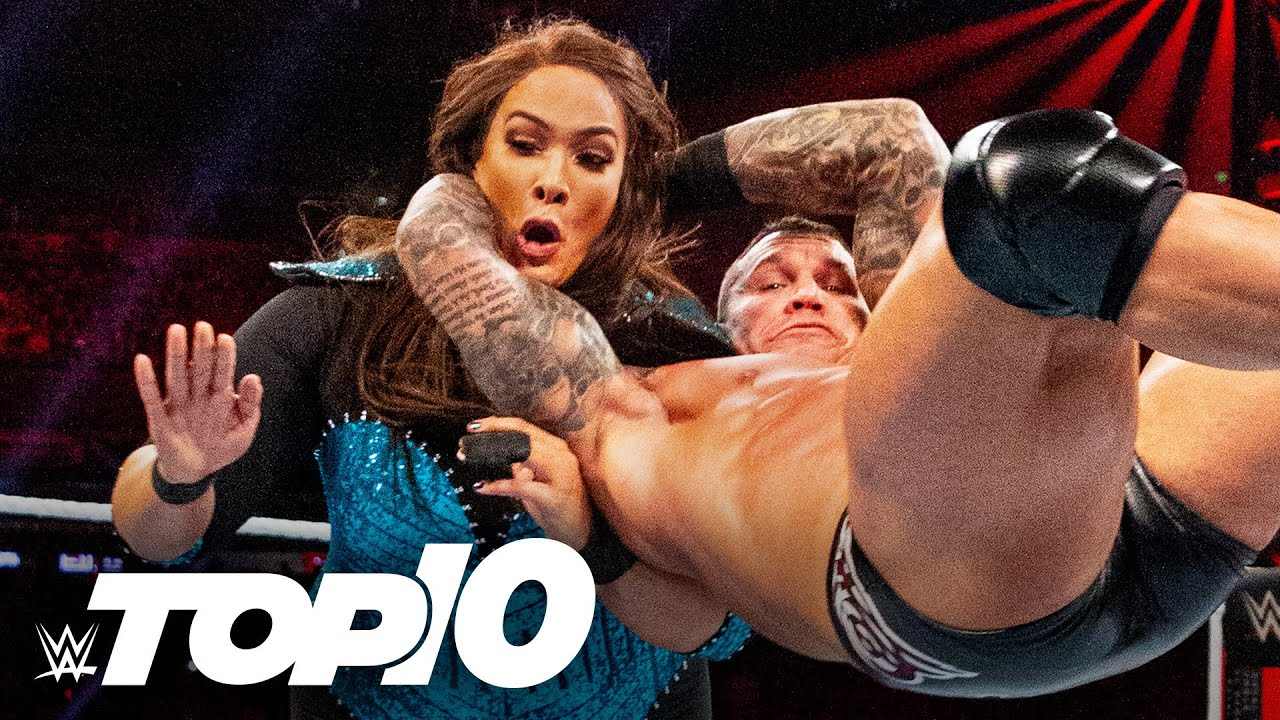 Download Shocking Royal Rumble Match eliminations: WWE Top 10, Jan. 6, 2021