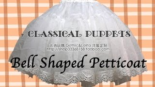 Clobba Online + Classical Puppets Petticoat Review