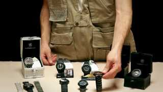 Tactical Watches Buying Guide
