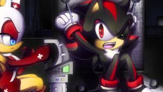 Shadow And Sonic God Gonna Cut You Down
