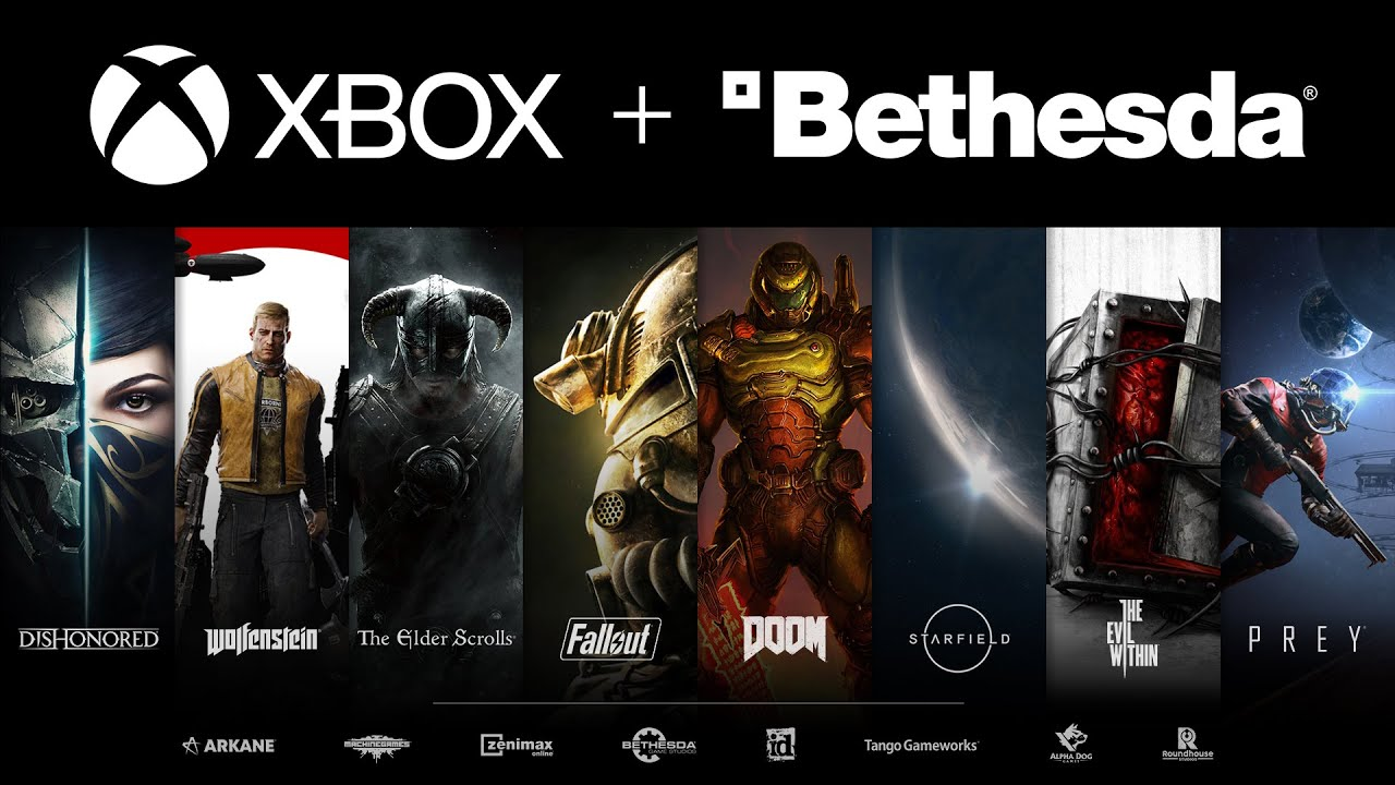 Xbox Buy Bethesda For $7.5 Billion (Will Xbox Allow Playstation To Keep Their Exclusives?)
