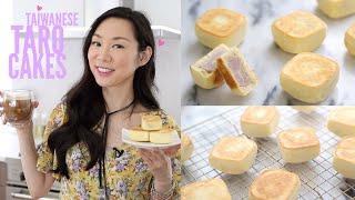 Taiwanese Taro Cakes (Pastry) Recipe