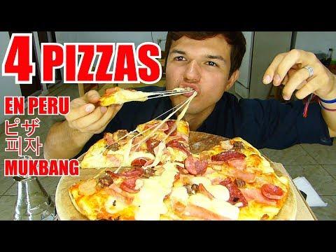 La Pizza más económica del Perú solo 3 dolares