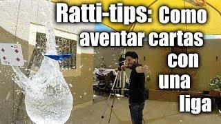 Ratti-Tips: Como aventar cartas con una liga - ChideeTv