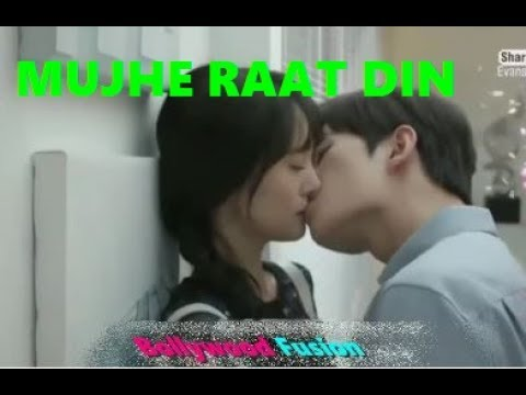 MUJHE RAAT DIN song || Video Cover || Thai mix