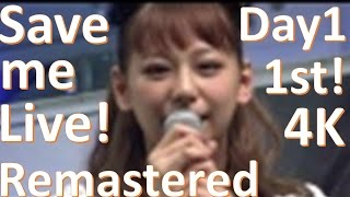 西内まりや Mariya Nishiuchi Save me リリイベ Live 美脚 黒 衣装 編 4...