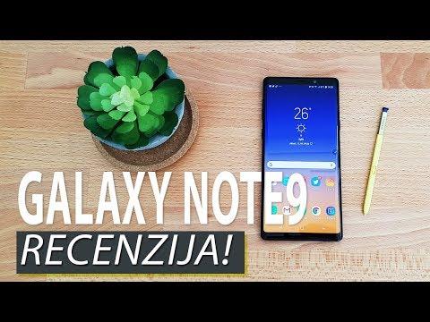 Samsung Galaxy Note 9 - Recenzija