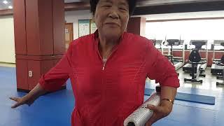 고관절, 무릎 통증, 봉술체조, 단동기공