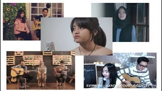 Download Lagu 5 Cover Wanita Terbaik Lagu Payung Teduh - Akad Mp3