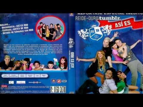 RBD  Así Es DVDR Download
