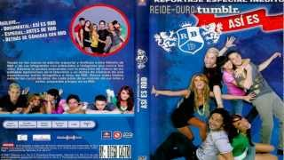 RBD - Así Es [DVD-R Download]