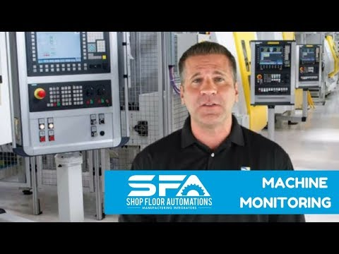 Machine Monitoring In Houston Tx Shop Floor Automations