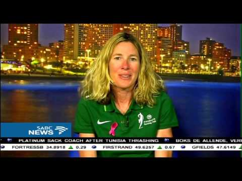 Camille Herron and Bongmusa Mthembu on winning Comrades 2017