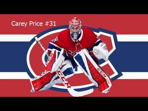Carey Price - The Price Is Right
