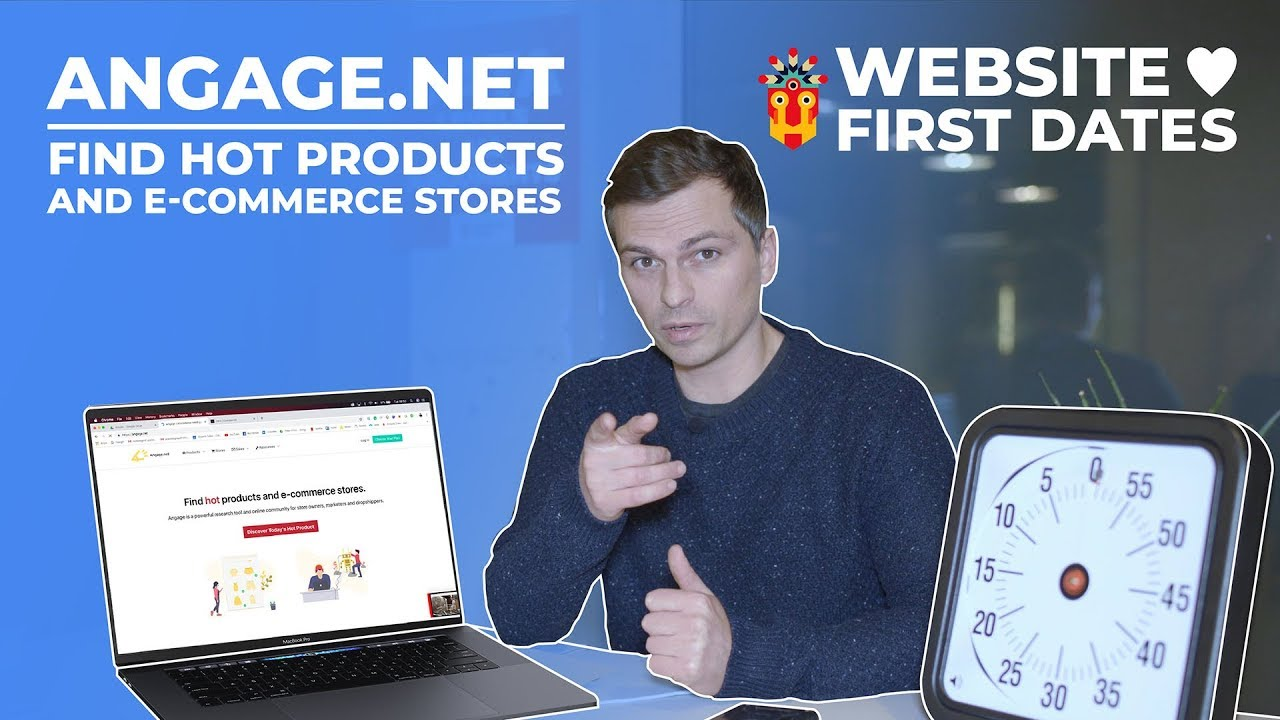 AnGage.net Review | Website First Dates image