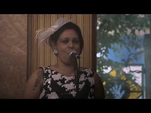 Tributo a Billie Holiday - Djane Borba e Jazz Society Trio - convidado Hector Costita