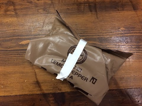Who Doesn't Love Strippers!  ~Field Stripping MRE's!~