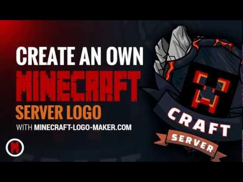 Dein Minecraft Logo Für Dein Minecraft Server Avatar Icon Erstellen - Minecraft server icon erstellen gimp