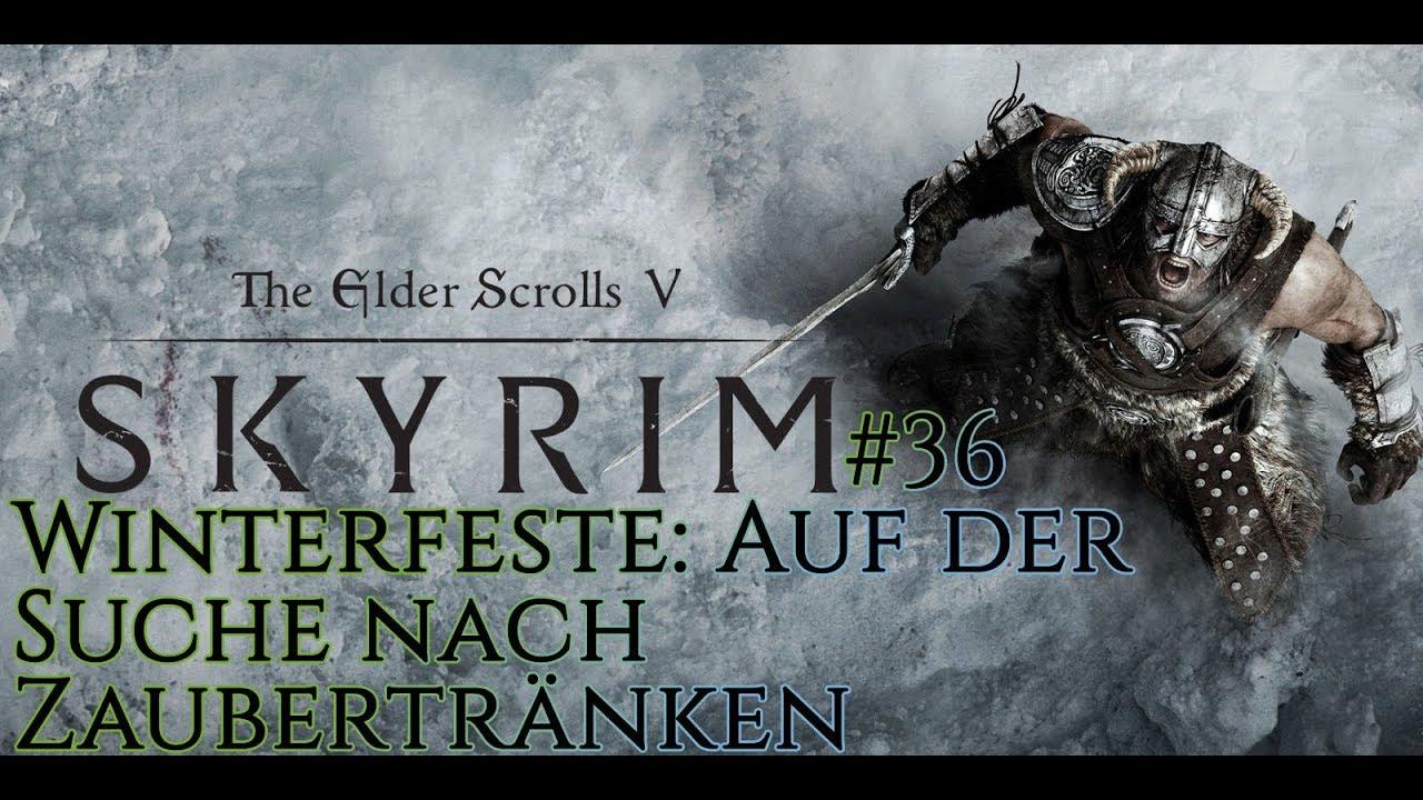 The Elder Scrolls V: Skyrim #36 - Winterfeste: Auf der Suche nach ...