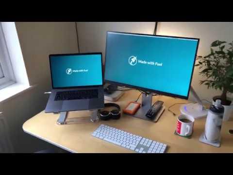A Web Designer / Web Developer Home Office Tour & Setup (2018 Edition)