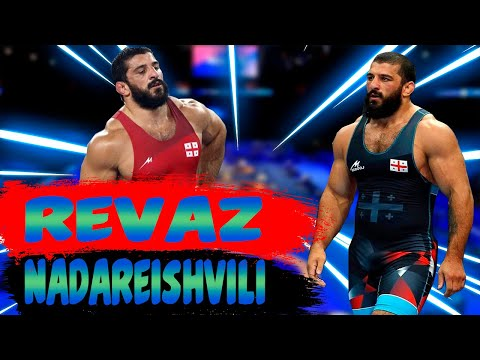 Revaz Nadareishvili highlights | WRESTLING 2020