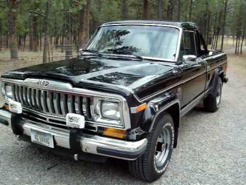 Thorough review of my 1983 Jeep J-10 Laredo FOR SALE ...