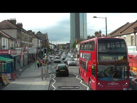 Ilford Lane Bus Ride
