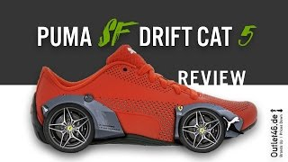 PUMA SF Drift Cat 5 Ultra Ferrari DEUTSCH l Review l On Feet l Haul l Outlet46.de