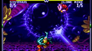 Teenage Mutant Ninja Turtles - Tournament Fighters - Vizzed.com GamePlay - User video