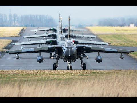 RAF Tornado Farewell