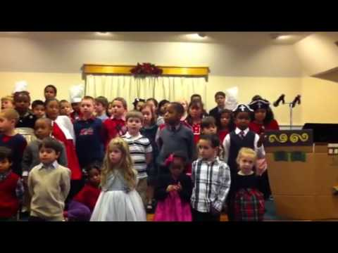 Midstate Christian Academy Children Choir