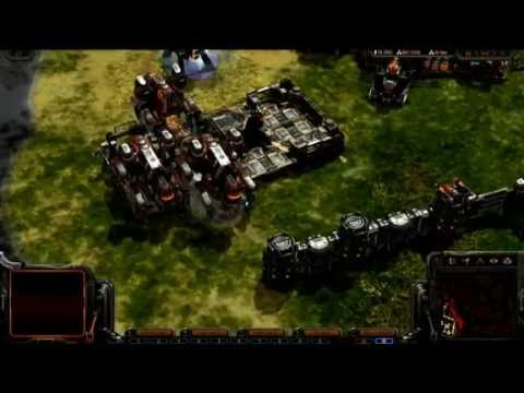 Grey Goo Gameplay - Геймплей