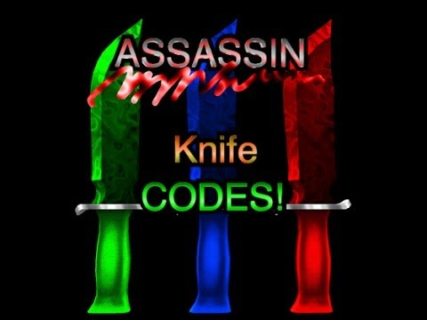 roblox assassin codes!?!?!?!?!?! - YouTube