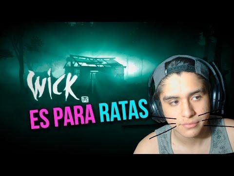 WICK es para niños ratas