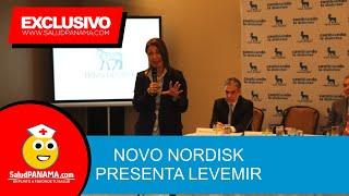 Novo Nordisk presenta Levemir